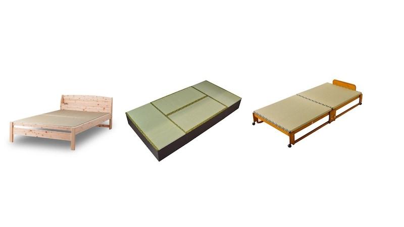 畳ベッドおすすめ人気ランキング9選|収納付き・折りたたみタイプも!