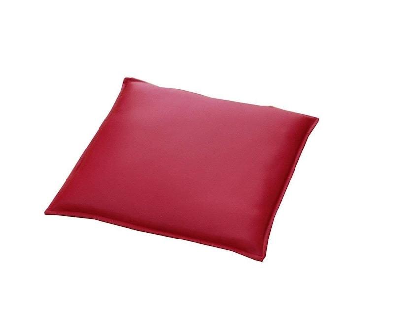 イケヒコ・コーポレーション(IKEHIKO),PVC ソフトレザー シートクッション,9810186