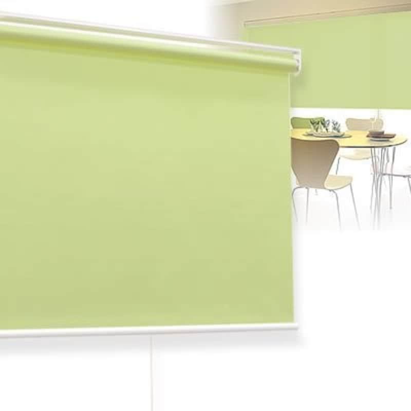 節約リフォームショップ プロ ,遮光ロールスクリーン,rsc-orange-60-135