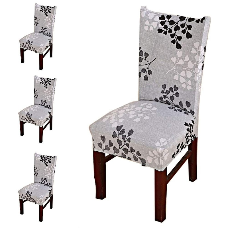 FASHIONROAD,椅子カバー4枚セット,tohbL301K-11-Noxst