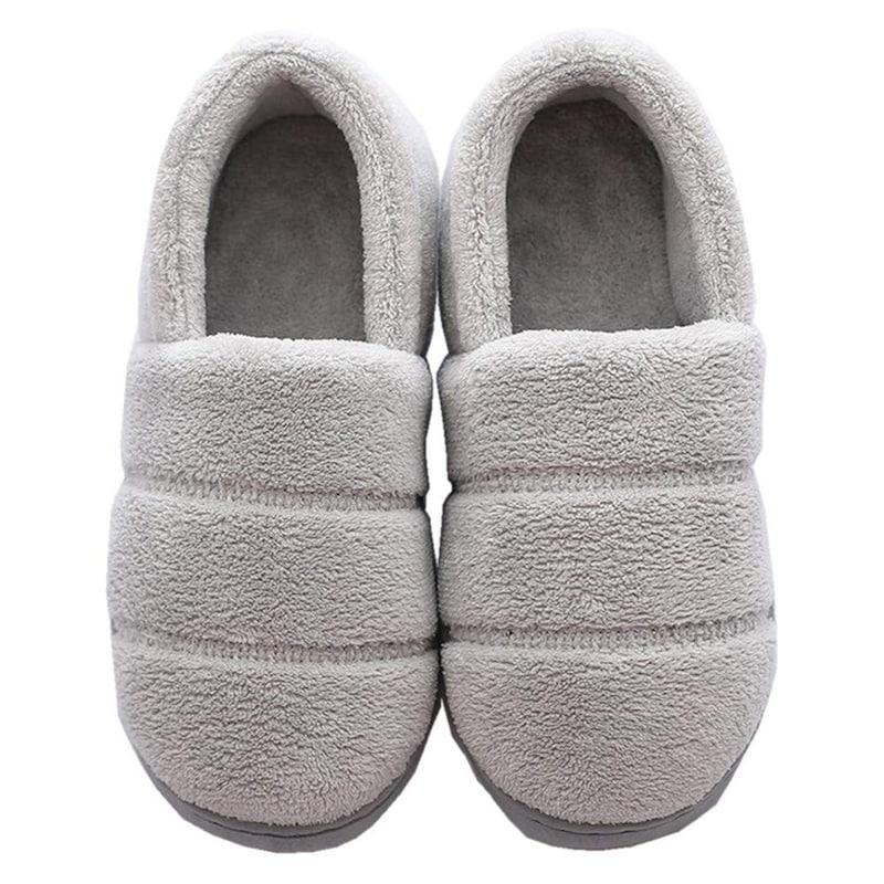 Haplue,綿の靴ルームシューズ,B07JM38GTC