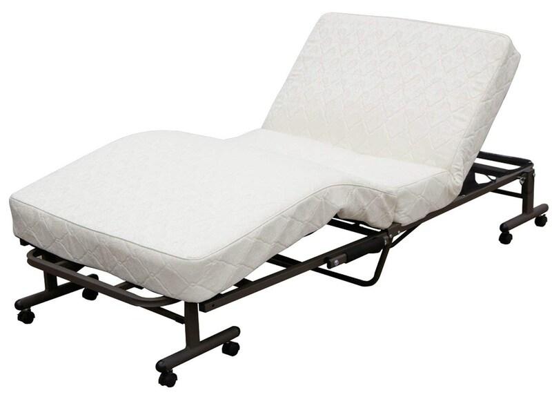 アイリスオーヤマ,折りたたみ電動ベッド,OTB-CDM