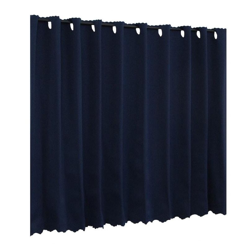 T-colors,遮光防炎生地のカフェカーテン,AB503CW0101