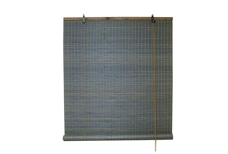 タヒチ,竹ロールスクリーン,tahiti ash