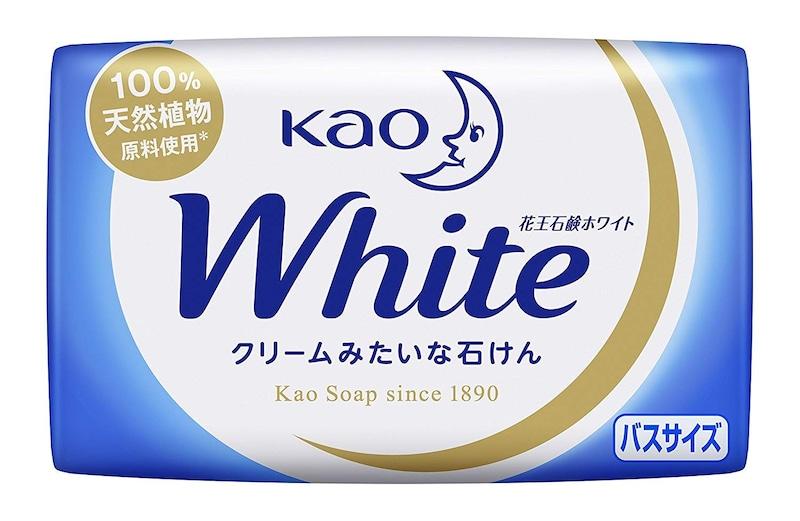 花王,ホワイト固形石鹸