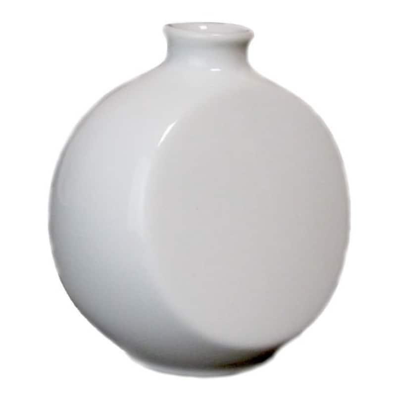 絵器彩陶,一輪挿し