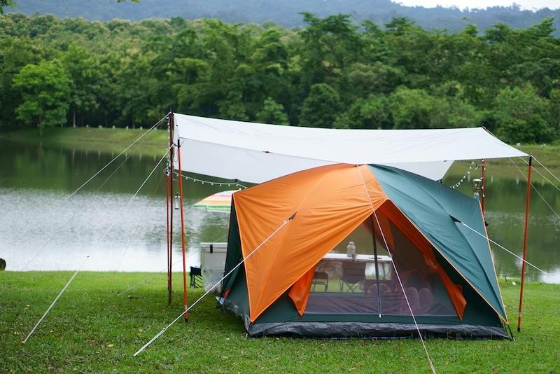 アウトドア用蚊帳おすすめ人気ランキング7選|テントや寝袋もワンタッチで簡単