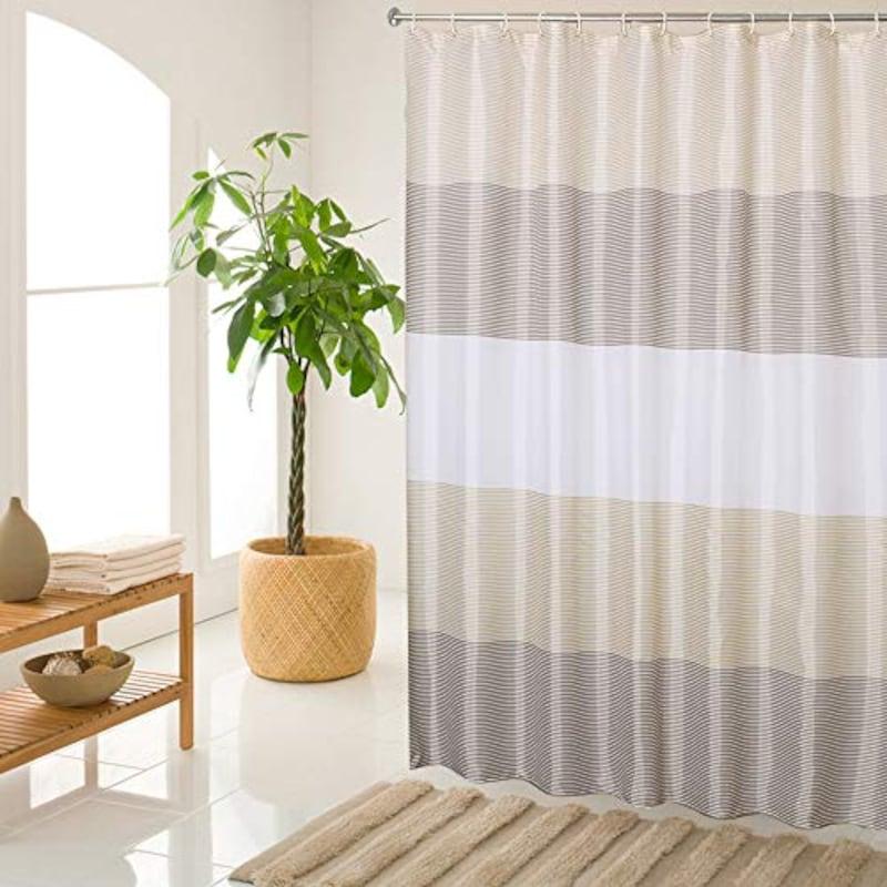 juyou(ジュウヨ),シャワーカーテン お手入れ簡単