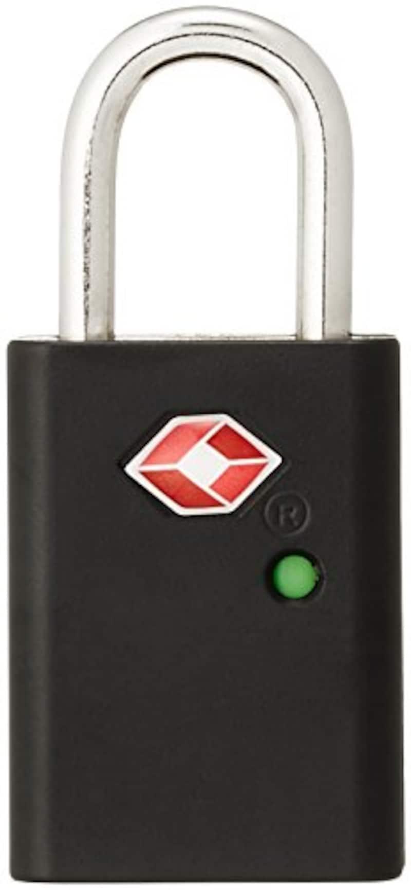 コンサイス,TSAインディケーターパッドロック,237518