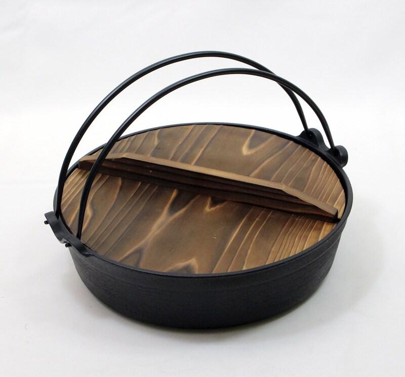 アサヒ,木蓋付万能鍋,C-5-50