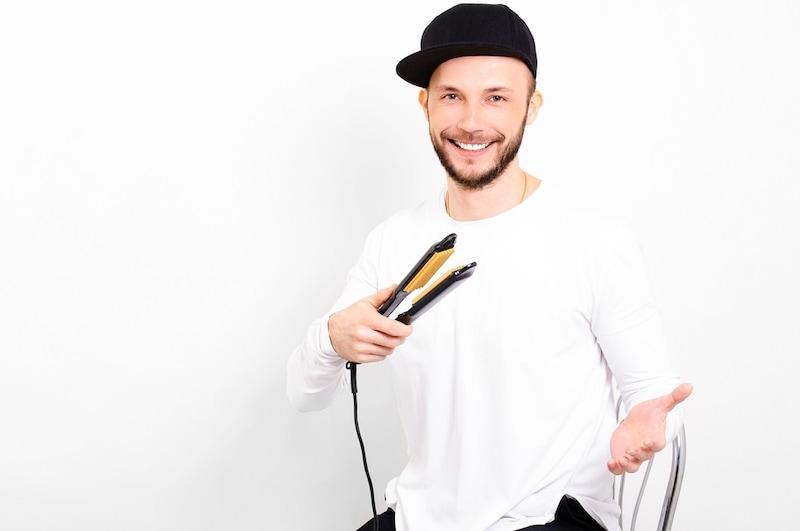 メンズヘアアイロンおすすめ人気ランキング18選|セットの仕方や使い方、レディースとの違いを解説