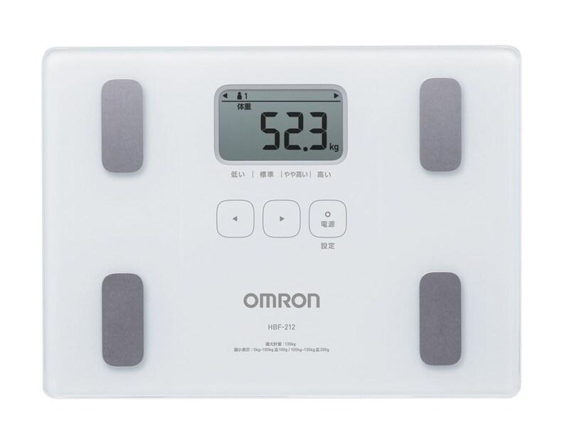 OMRON(オムロン),カラダスキャン,HBF-212