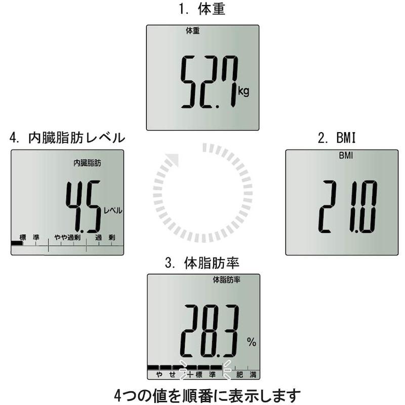 TANITA(タニタ),体重 体組成計,BC-754