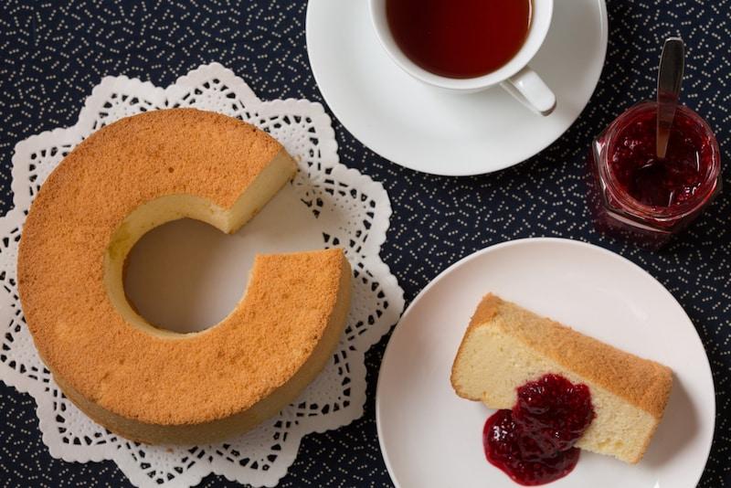 シフォンケーキ型のおすすめ人気ランキング8選|アルミ製なら仕上がりふっくら