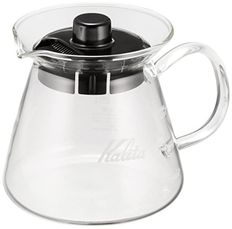 Kalita (カリタ),コーヒーサーバー ウェーブシリーズ,31253