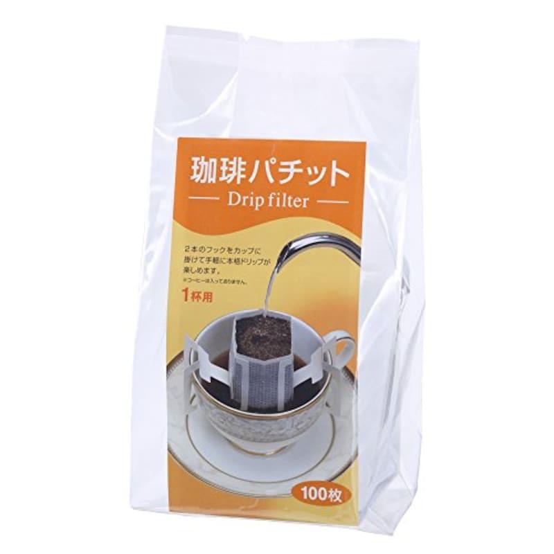 大紀商事,コーヒーフィルター,100P