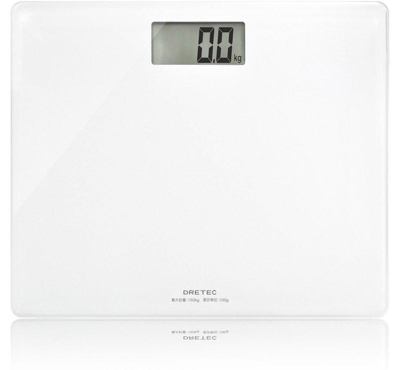dretec,体重計,BS-159WT