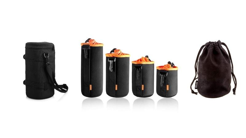レンズケースのおすすめ人気ランキング9選|保管・持ち運びに便利