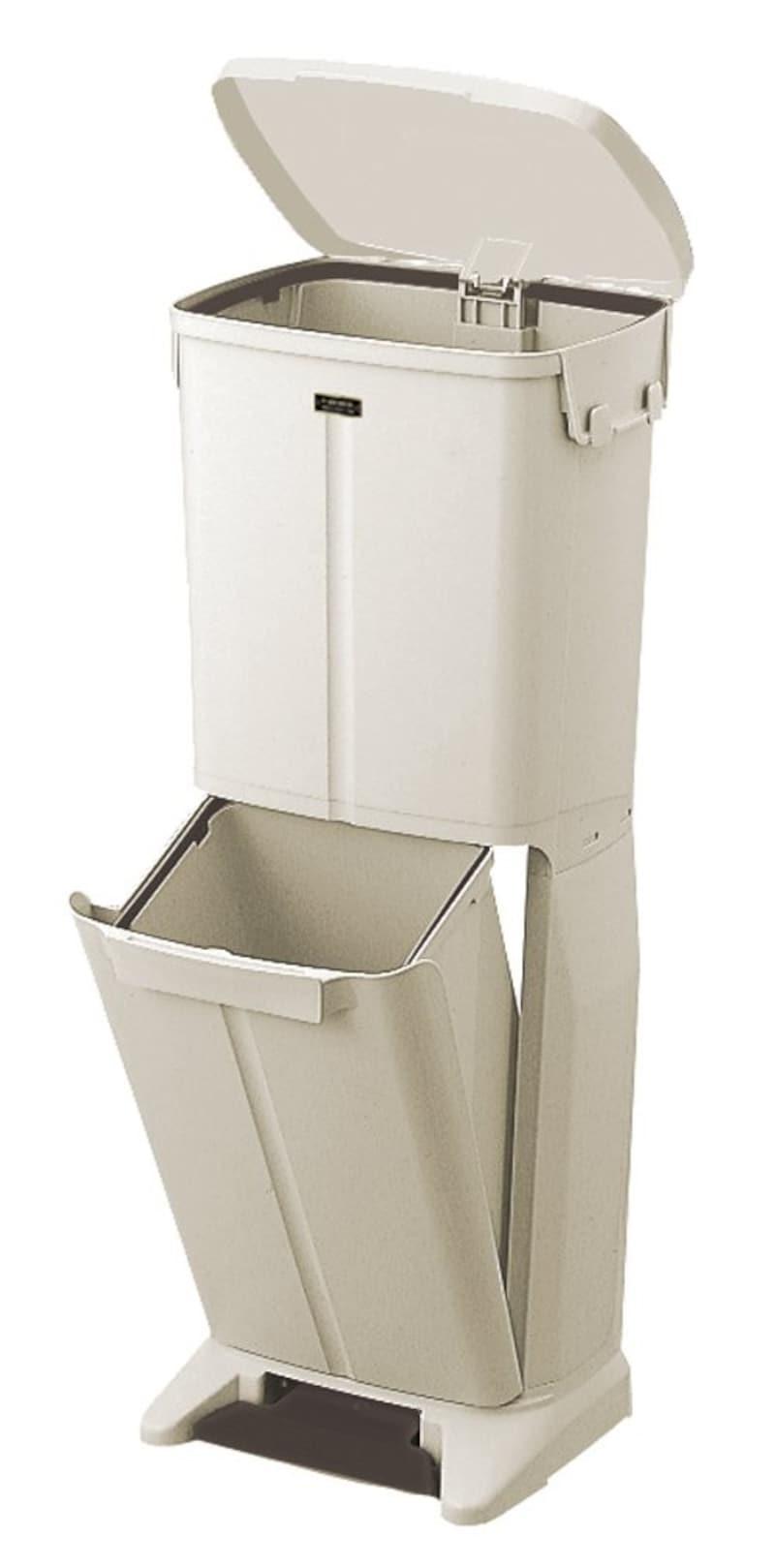 天馬(Tenma),ペダル式ごみ箱,83142