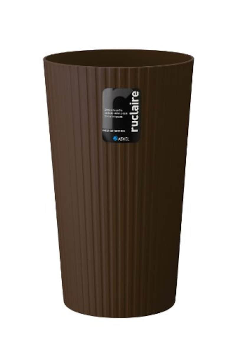 アスベル, ルクレールコレクション ゴミ箱L,EBM-5199600