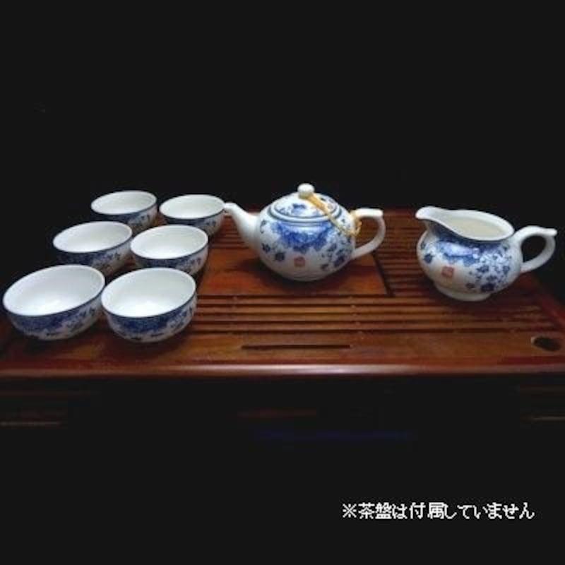 国色天香 中国茶器セット