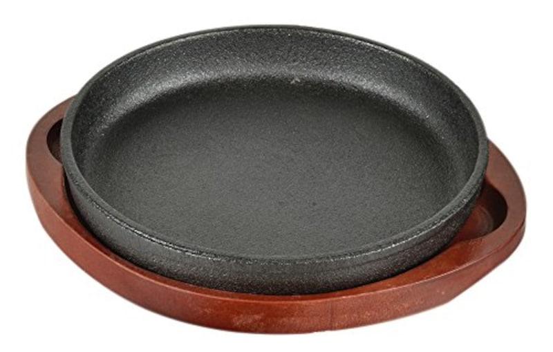 パール金属,ステーキ皿 丸型,HB-3055