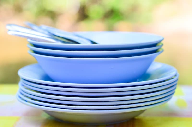 メラミン食器おすすめ人気ランキング10選|アウトドアにも大活躍!