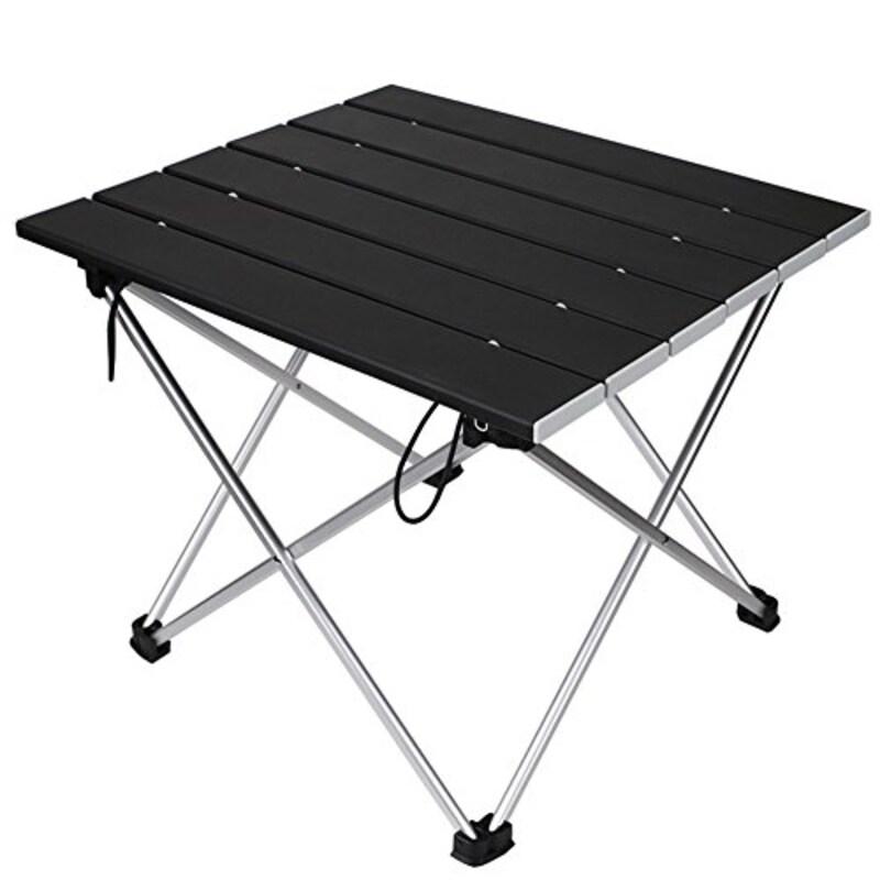 Linkax,アルミ製 アウトドアテーブル