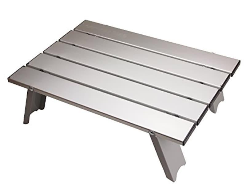 キャプテンスタッグ,アルミロールテーブル,M-3713