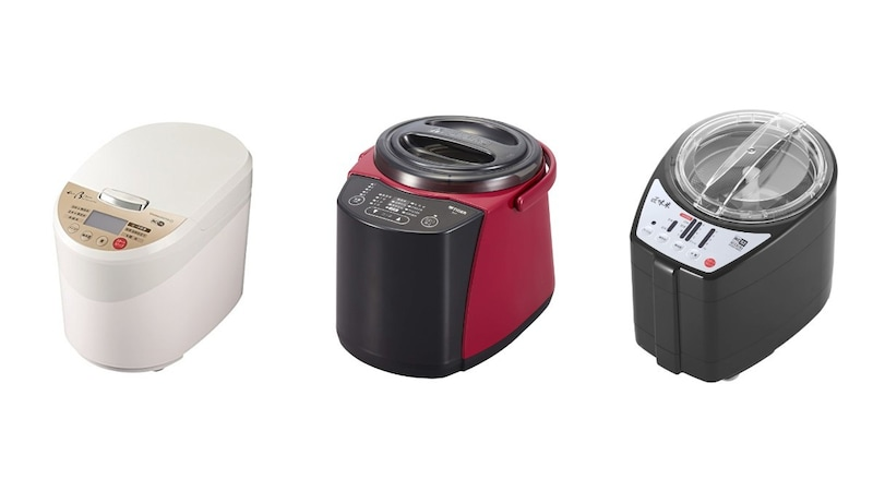 家庭用精米機のおすすめ人気ランキング10選|アイリスオーヤマ・ツインバードなどの人気商品をご紹介!