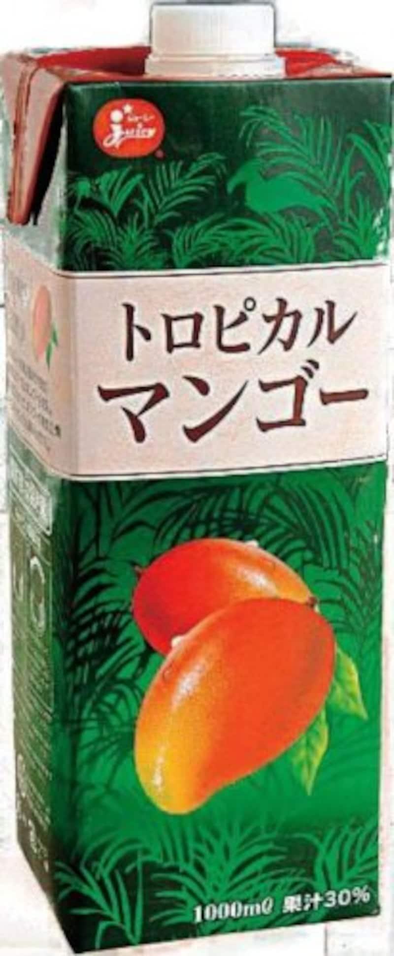 Juicyトロピカルマンゴー