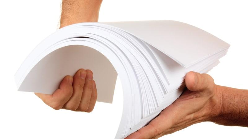 コピー用紙のおすすめ人気ランキング15選|用途別に厚さと種類を使い分ける!