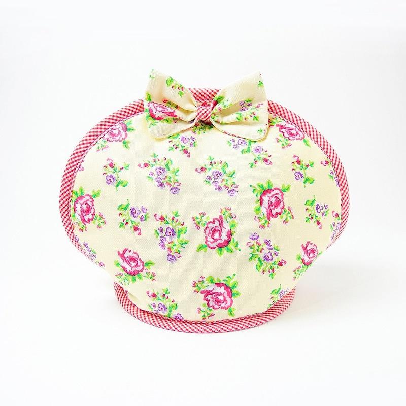 Belle Textiles,VINTAGE ROSE