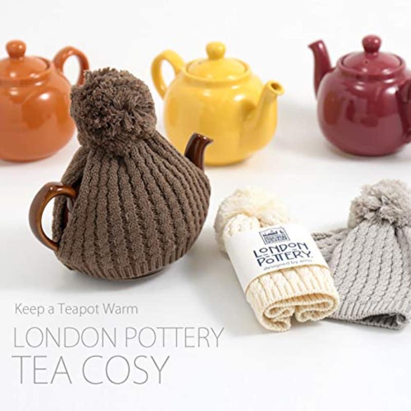 London Pottery(ロンドンポタリー),ニットティーコージー 2cup用,lpteacozy