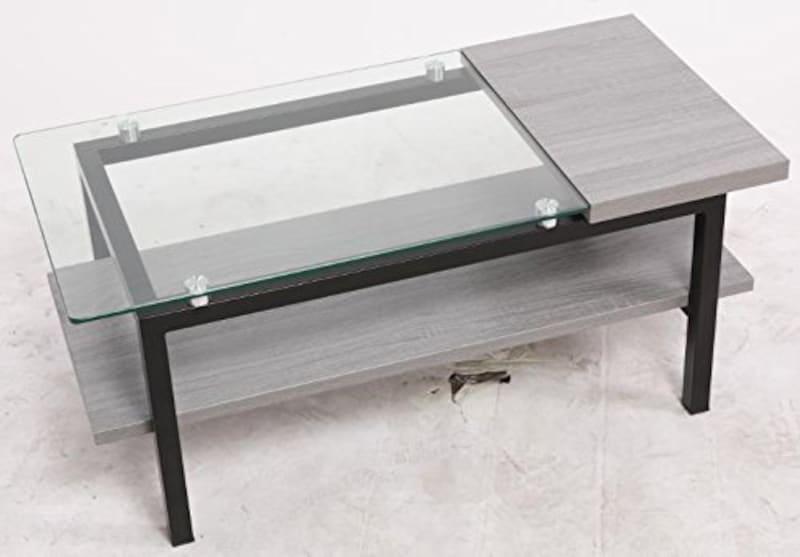 銀河家具,ソファテーブル UNE BONNE(ウネボネ),m097345-s-dgy