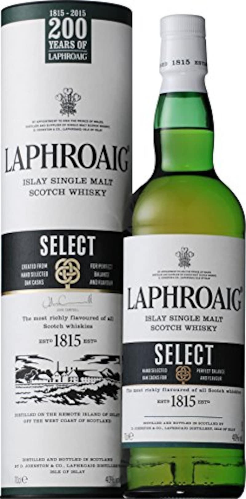 LAPHROAIG(ラフロイグ), LAPHROAIG(ラフロイグ) シングルモルト ウイスキー ラフロイグ セレクトカスク