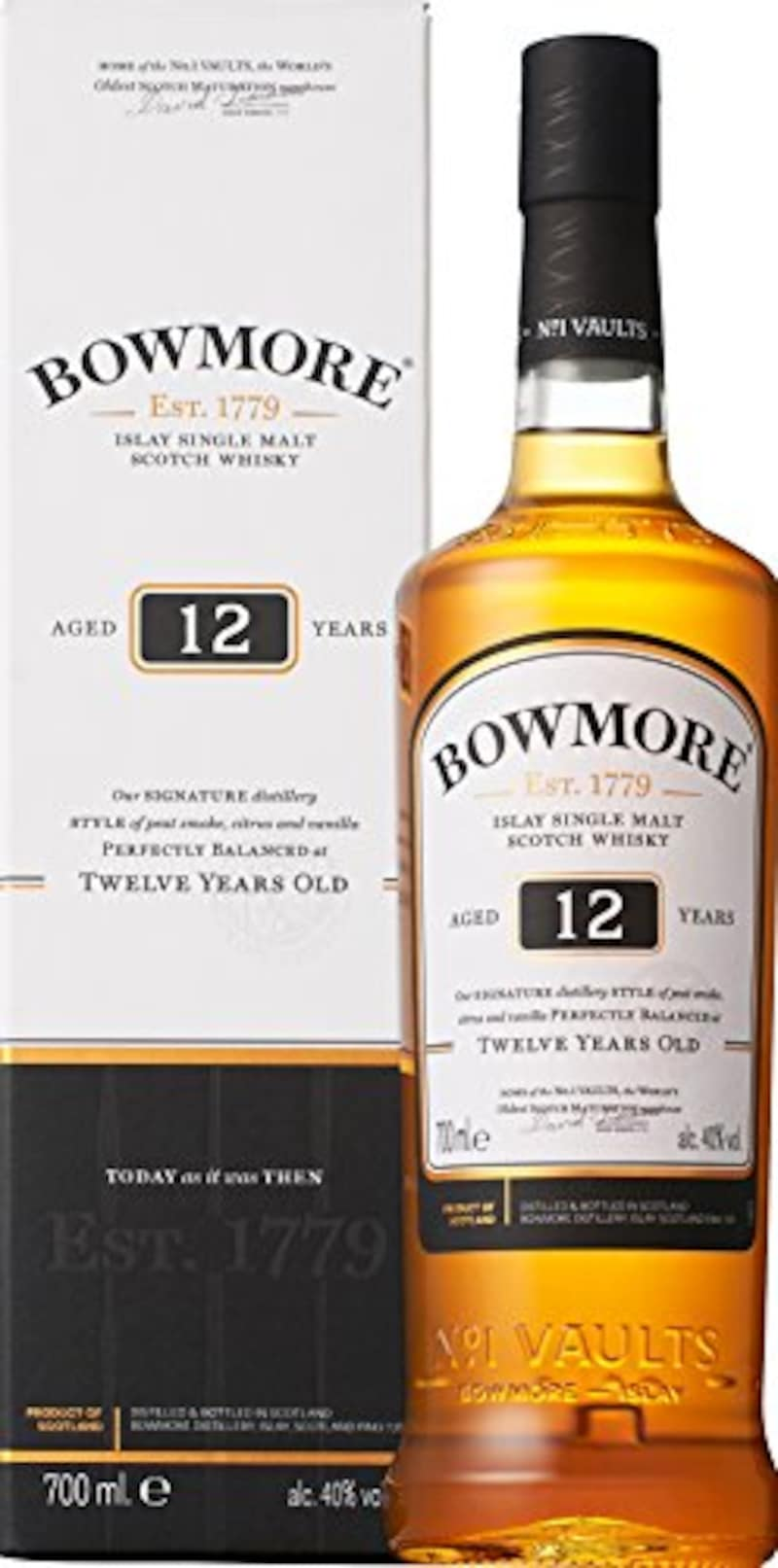 BOWMORE(ボウモア), ボウモア 12年