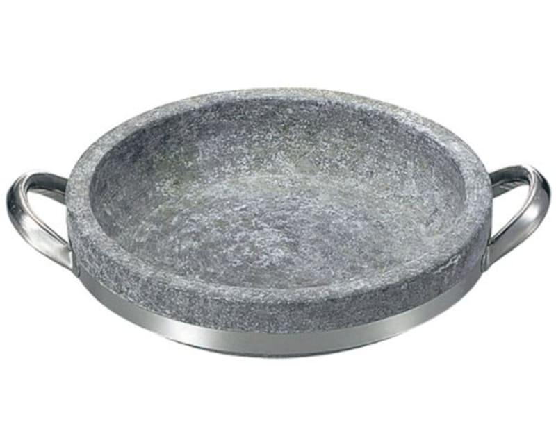 長水 遠赤 石焼海鮮鍋 ハンドル付き