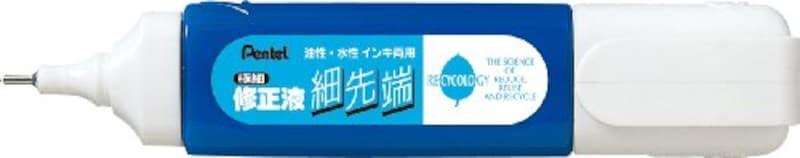 ぺんてる,修正液 細先端,XEZL31-W