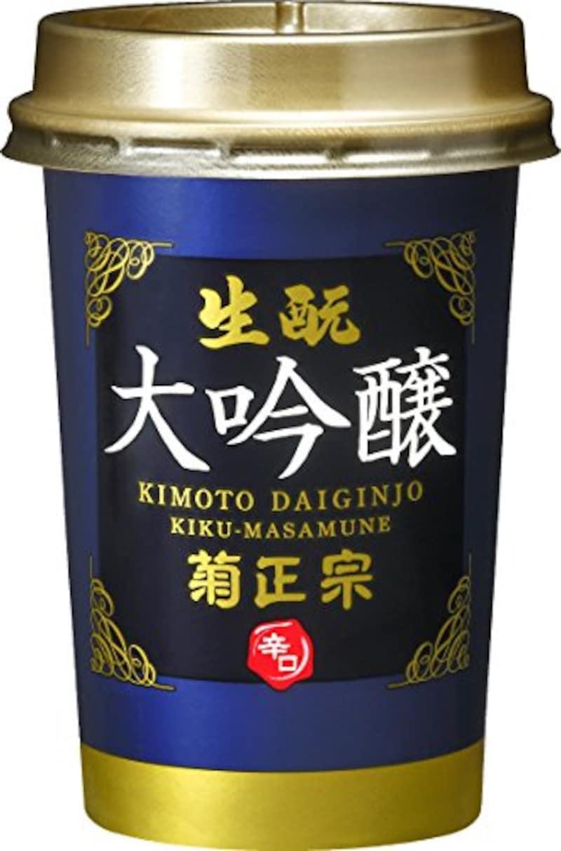 菊正宗酒造,生もと大吟醸ネオカップ 180mlx20本