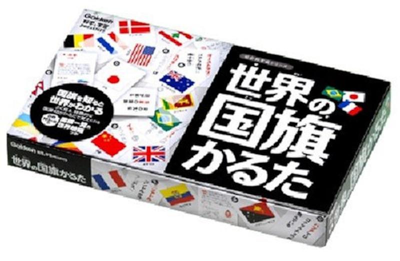 学研ステイフル,世界の国旗かるた,B000ZI90Q2