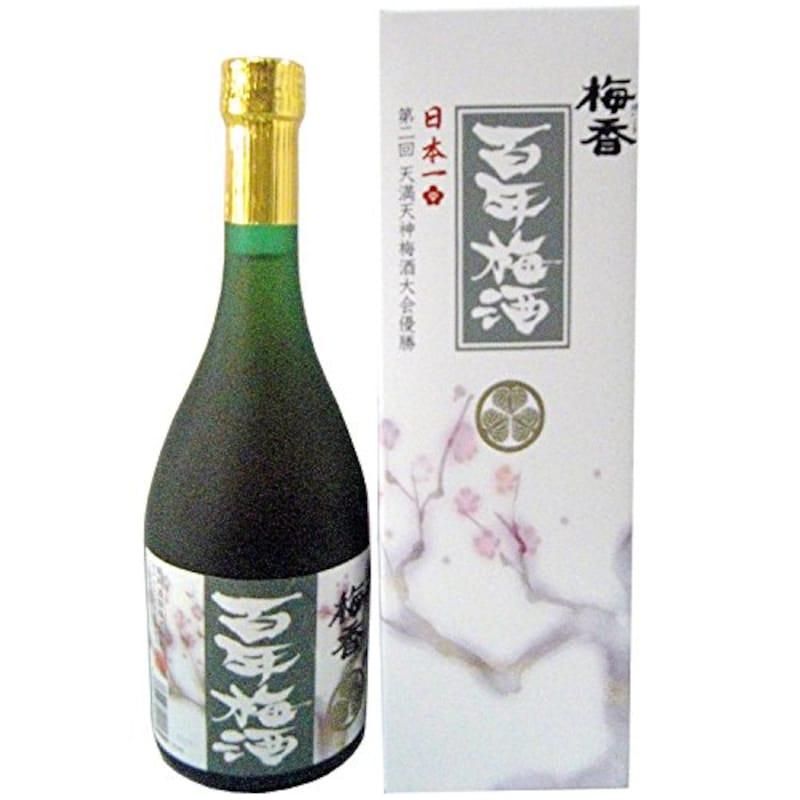 明利酒類,梅香 百年梅酒
