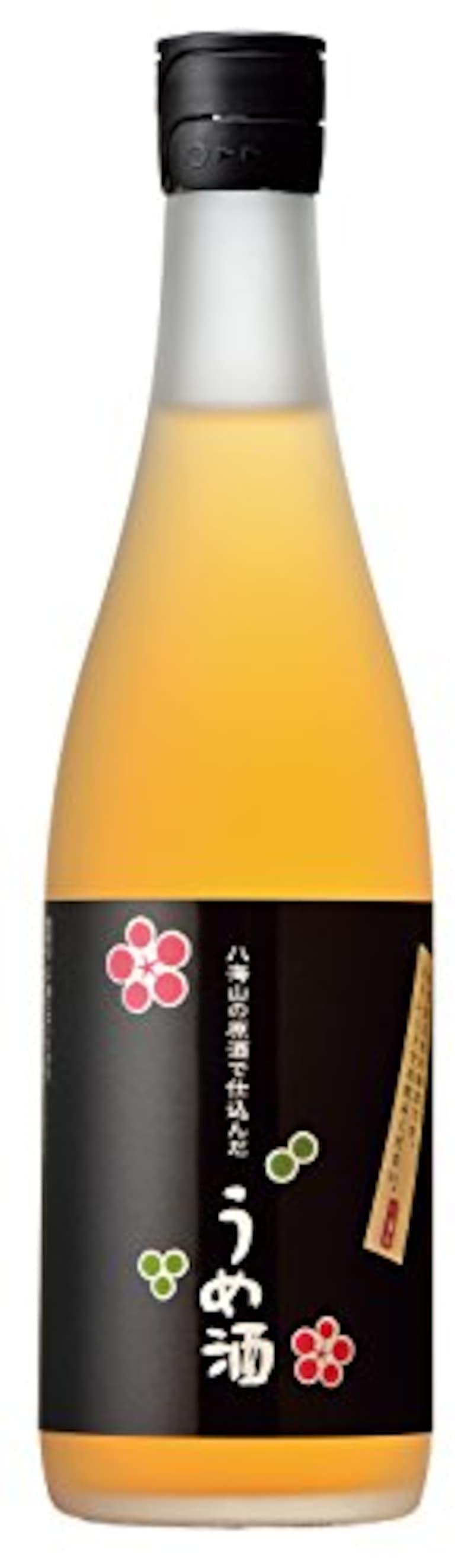 八海醸造,八海山の原酒で仕込んだうめ酒