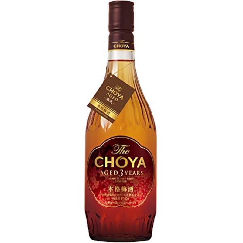 チョーヤ梅酒,The CHOYA AGED 3YEARS