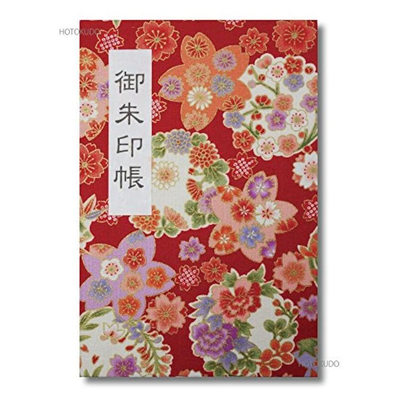 法徳堂,御朱印帳 大判サイズ 四季彩爛漫,APD099
