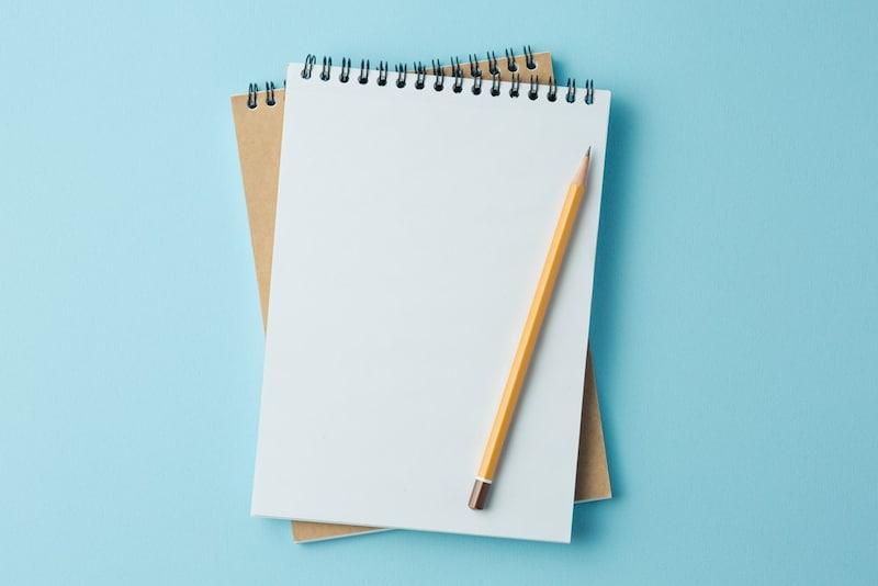 メモ帳おすすめ人気ランキング9選|拭くだけで消せるタイプが便利