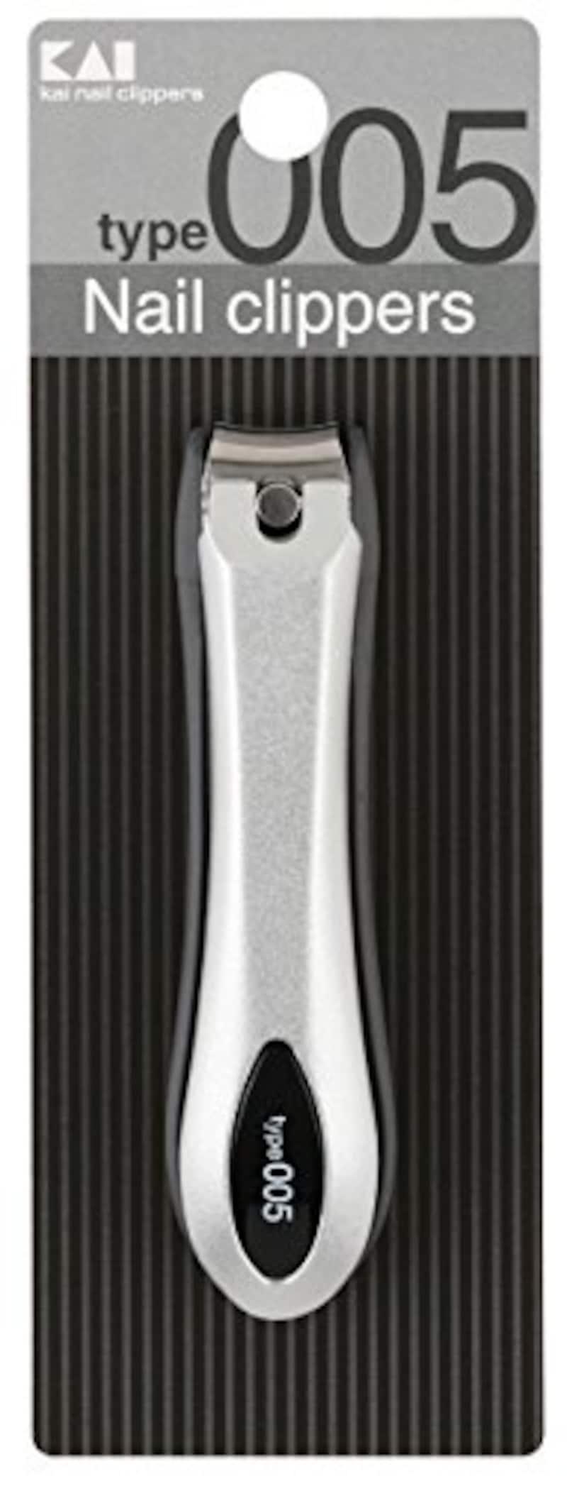 貝印,ツメキリtype005,KE0105