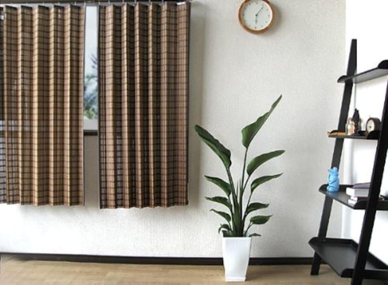 リビングプラス,竹カーテン,tc-01ash