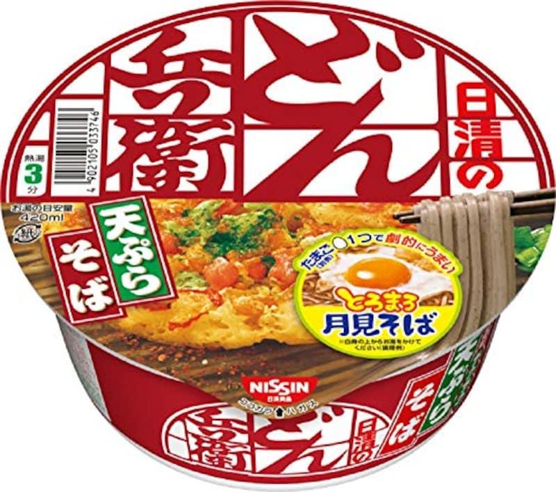 日清食品,どん兵衛 天ぷらそば東 12個