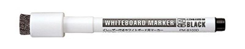 コクヨ,ホワイトボード用マーカー イレーザー・マグネット付 ,PM-B100D
